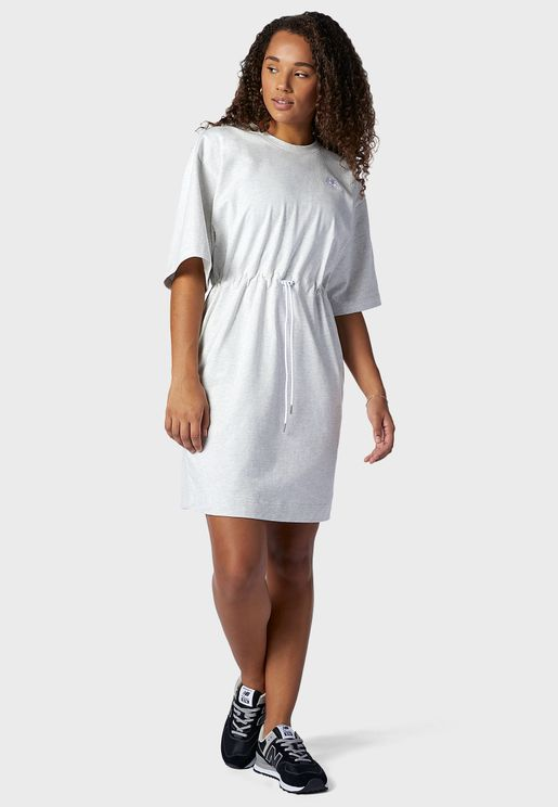 Athletics T-Shirt Dress