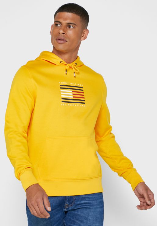 Namshi Exclusive Flex Luxury Hoodie