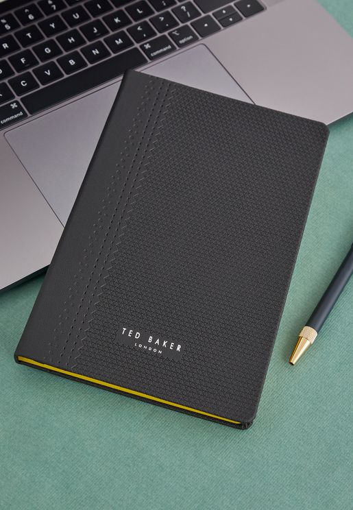 A5 Brogue Notebook