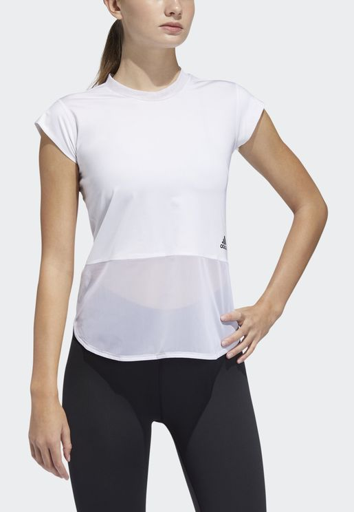 Power Mesh T-Shirt