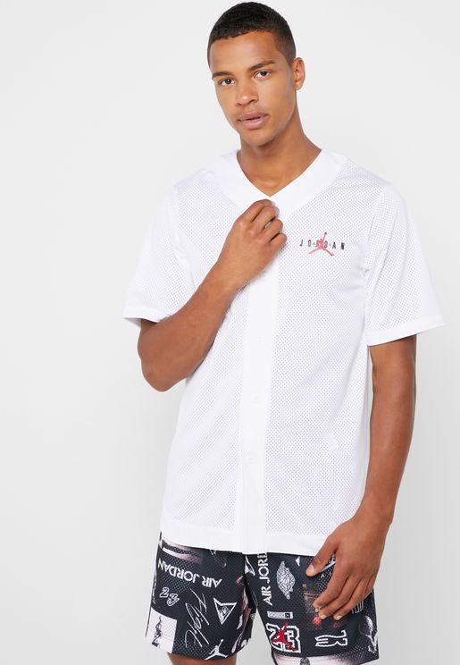 Air Jordan Jumpman Mesh T-Shirt