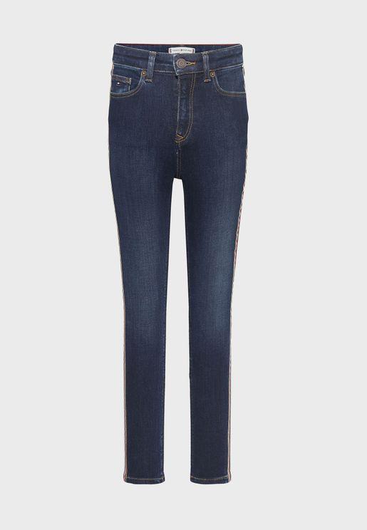 Teen Skinny Denim Jeans