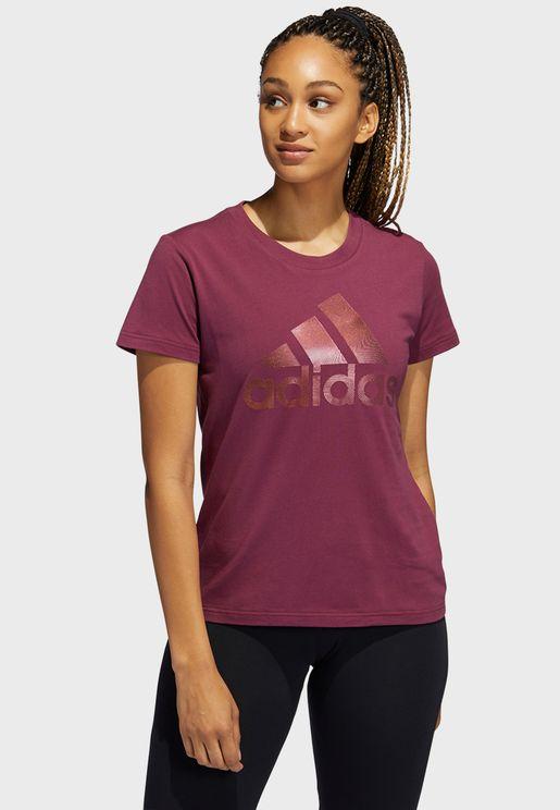 Holiday Shine Graphic T-Shirt