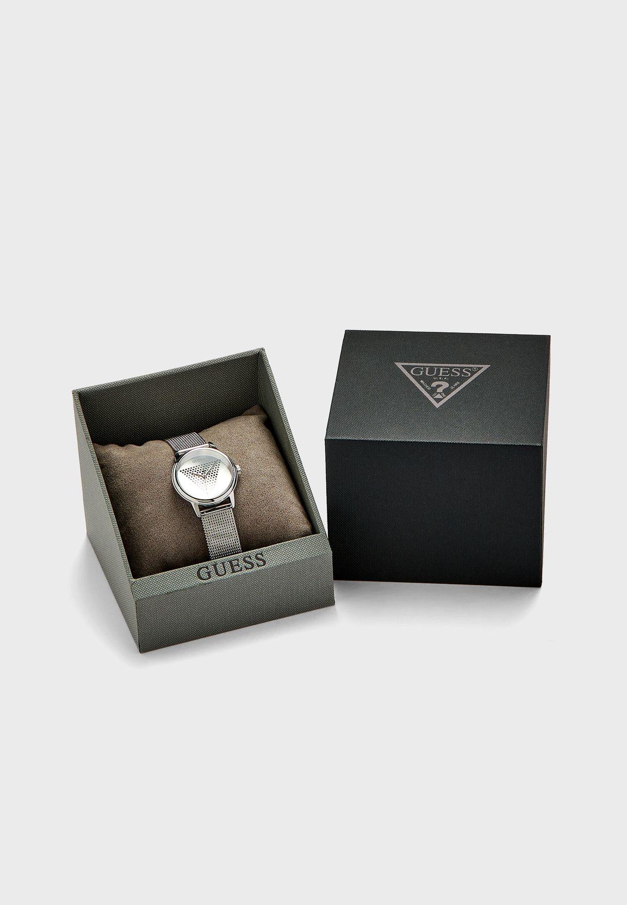 Micro Imprint Analog Watch