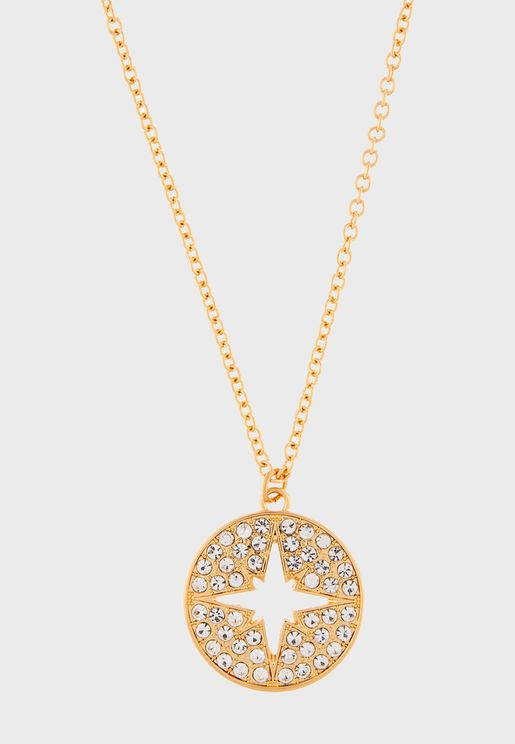 Kids Celestial Pendant Necklace