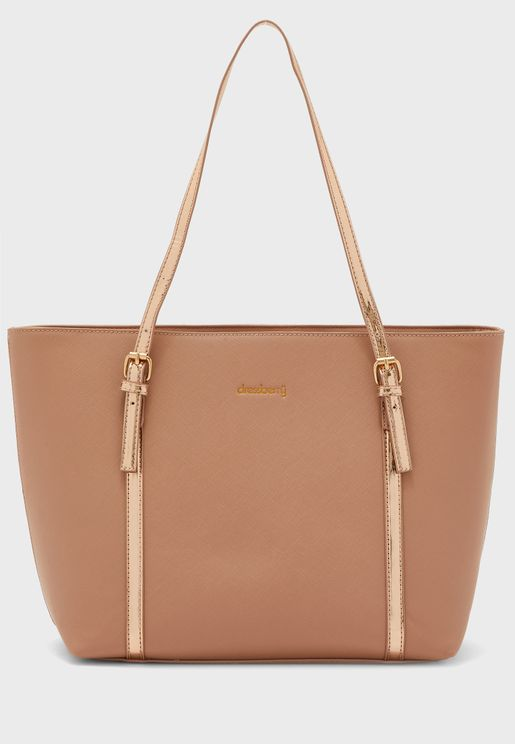Dressberry Top Handle Tote