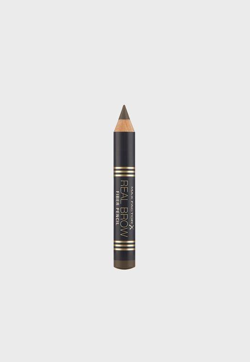 قلم الحواجب ريل برو، بني متوسط 003