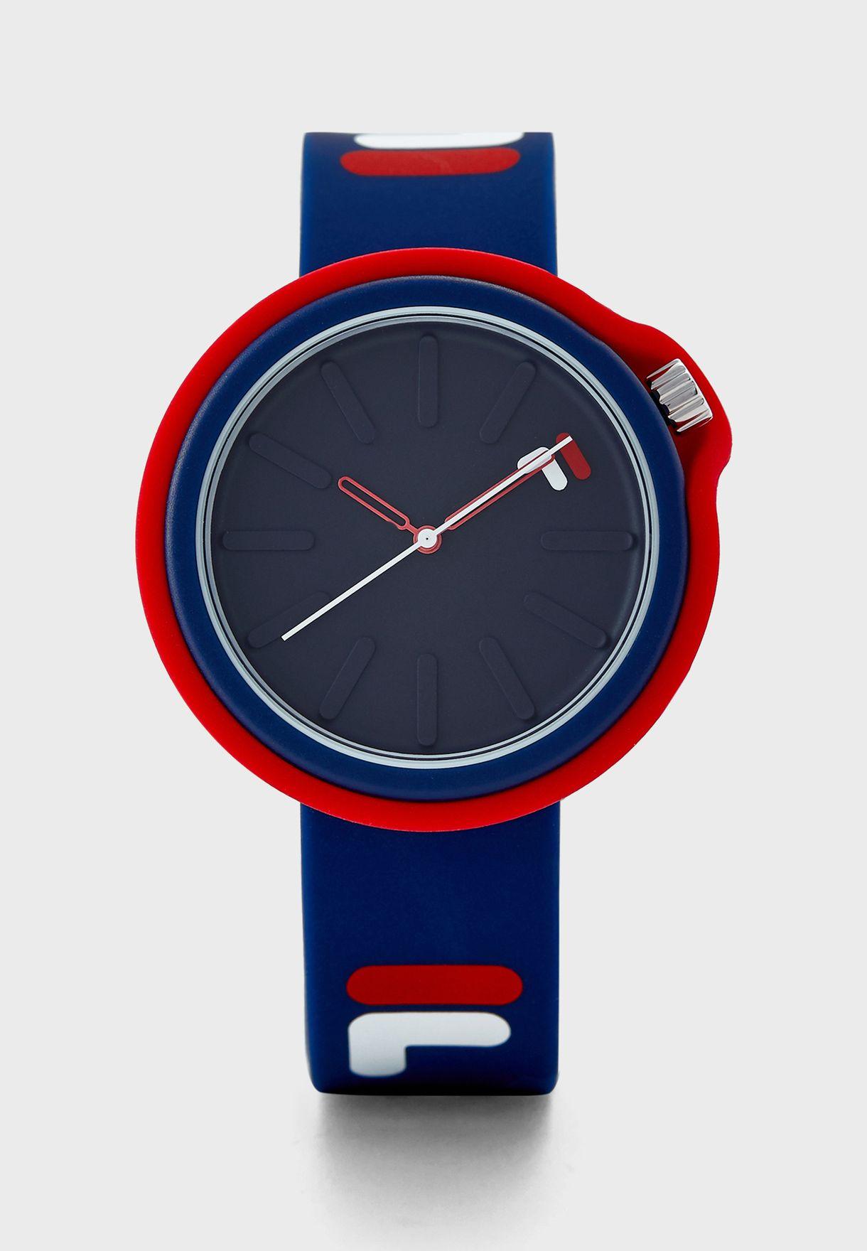 Miyota Silicone Watch