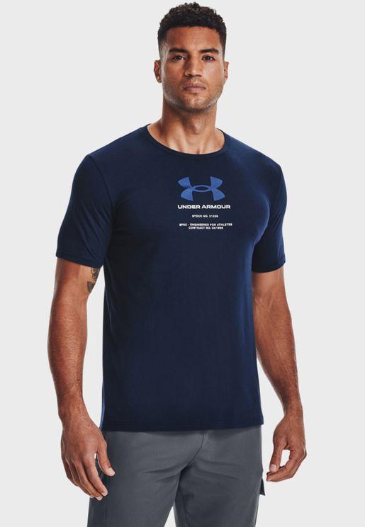 Engineered Symbol T-Shirt