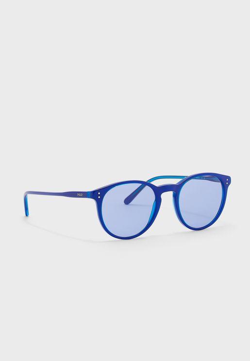 0PH4110 Square Sunglasses