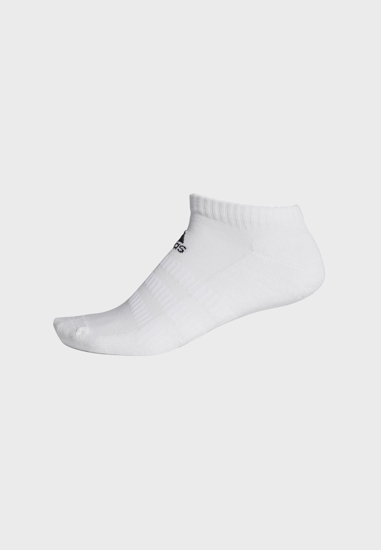 Cush Essentials Sports Training Unisex No Show Socks