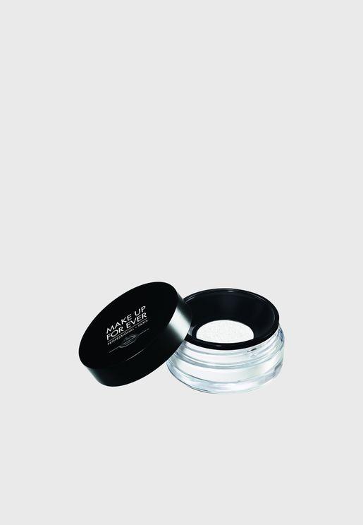 Ultra Hd Loose Powder 01 Transparent