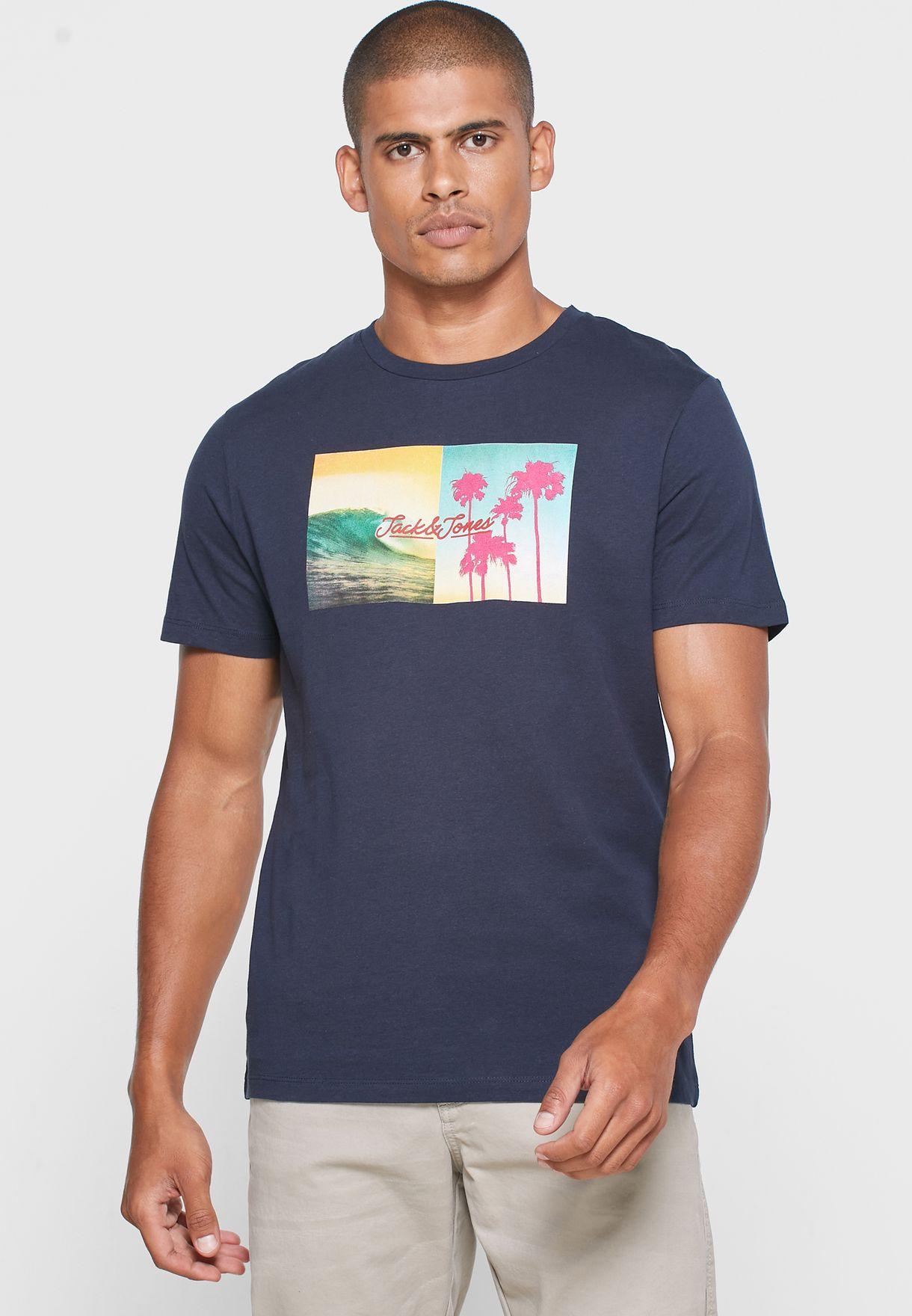Suite Crew Neck T-Shirt