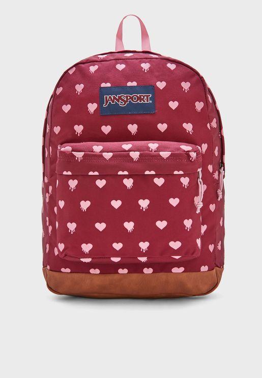 High Rise Backpack