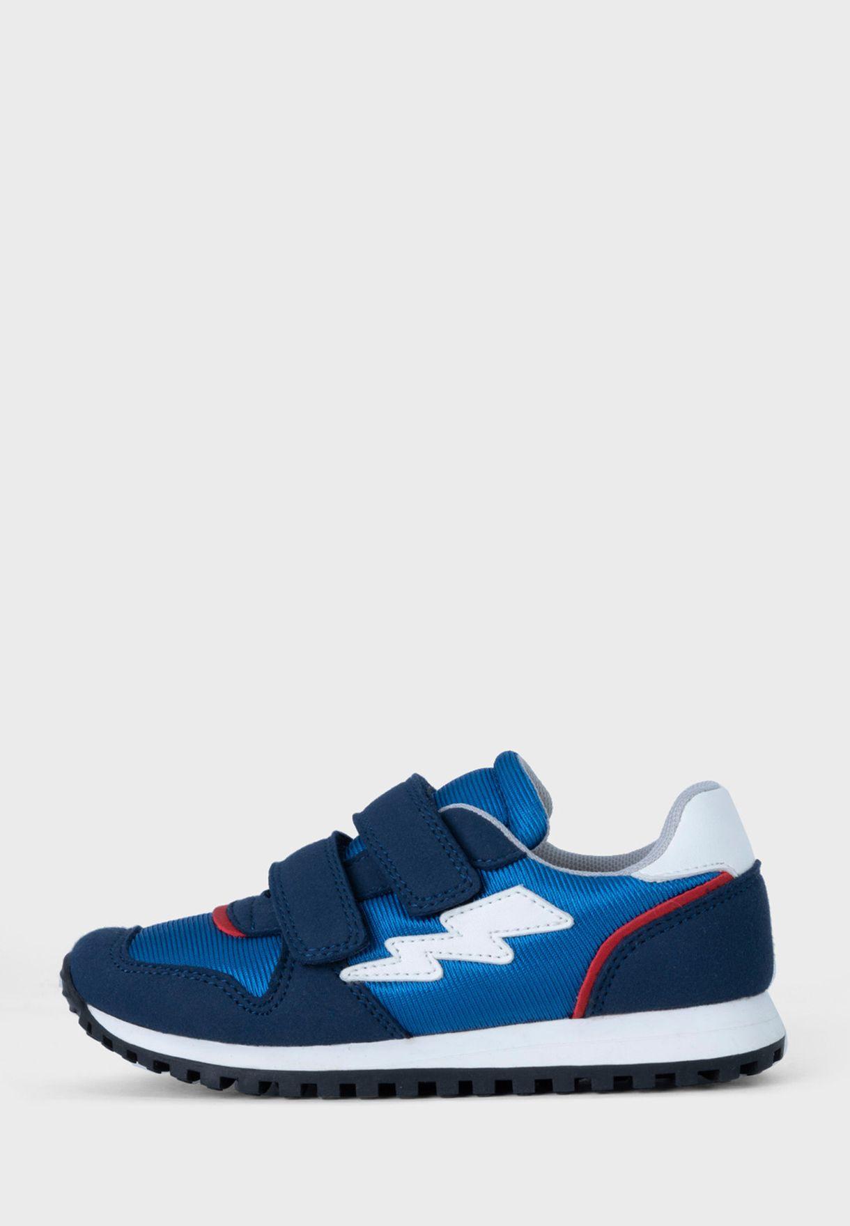 حذاء سنيكرز للاطفال