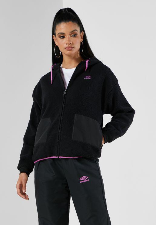Dua Hooded Jacket