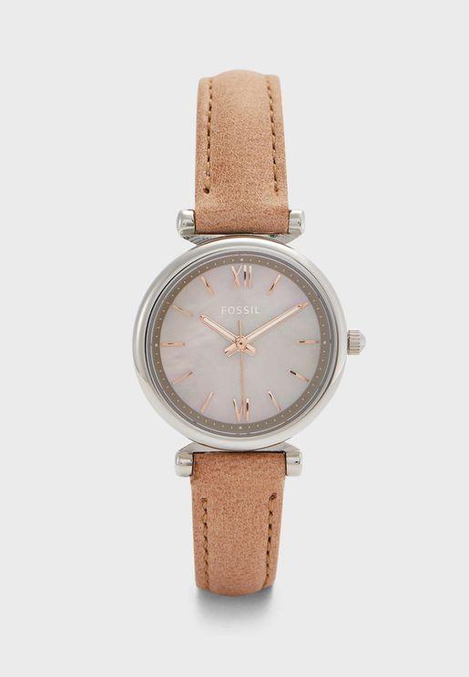 ES4530 Carlie Mini Analog Watch