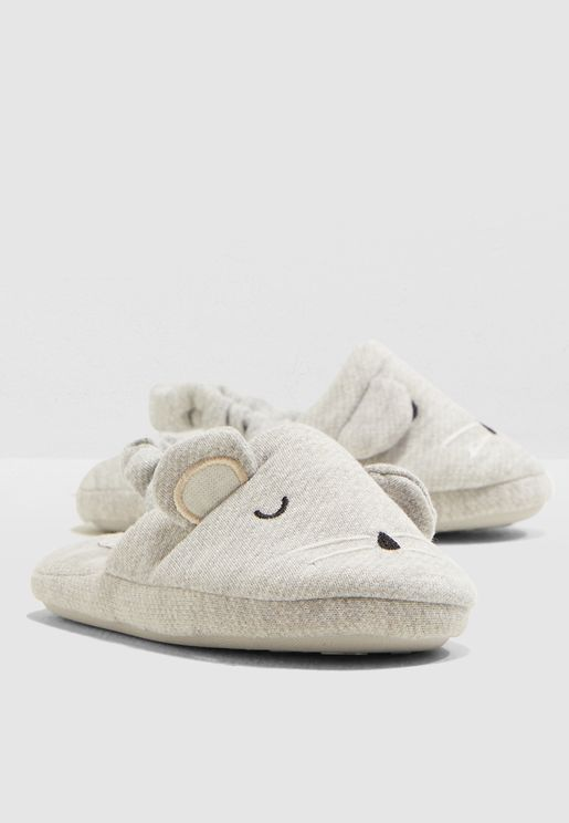 Kitten Bedroom Slippers