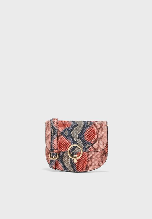 Madda Flap Over Crossbody