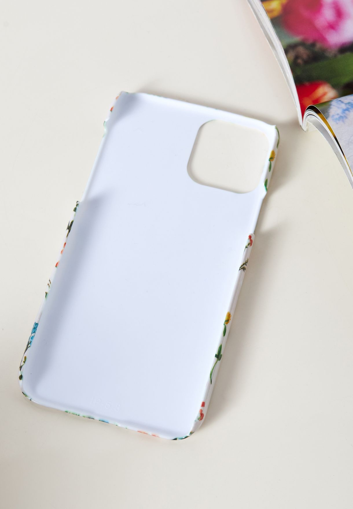 Block Pastel Pink iPhone X/XS/11Pro/12/12Pro/12 Mini Case