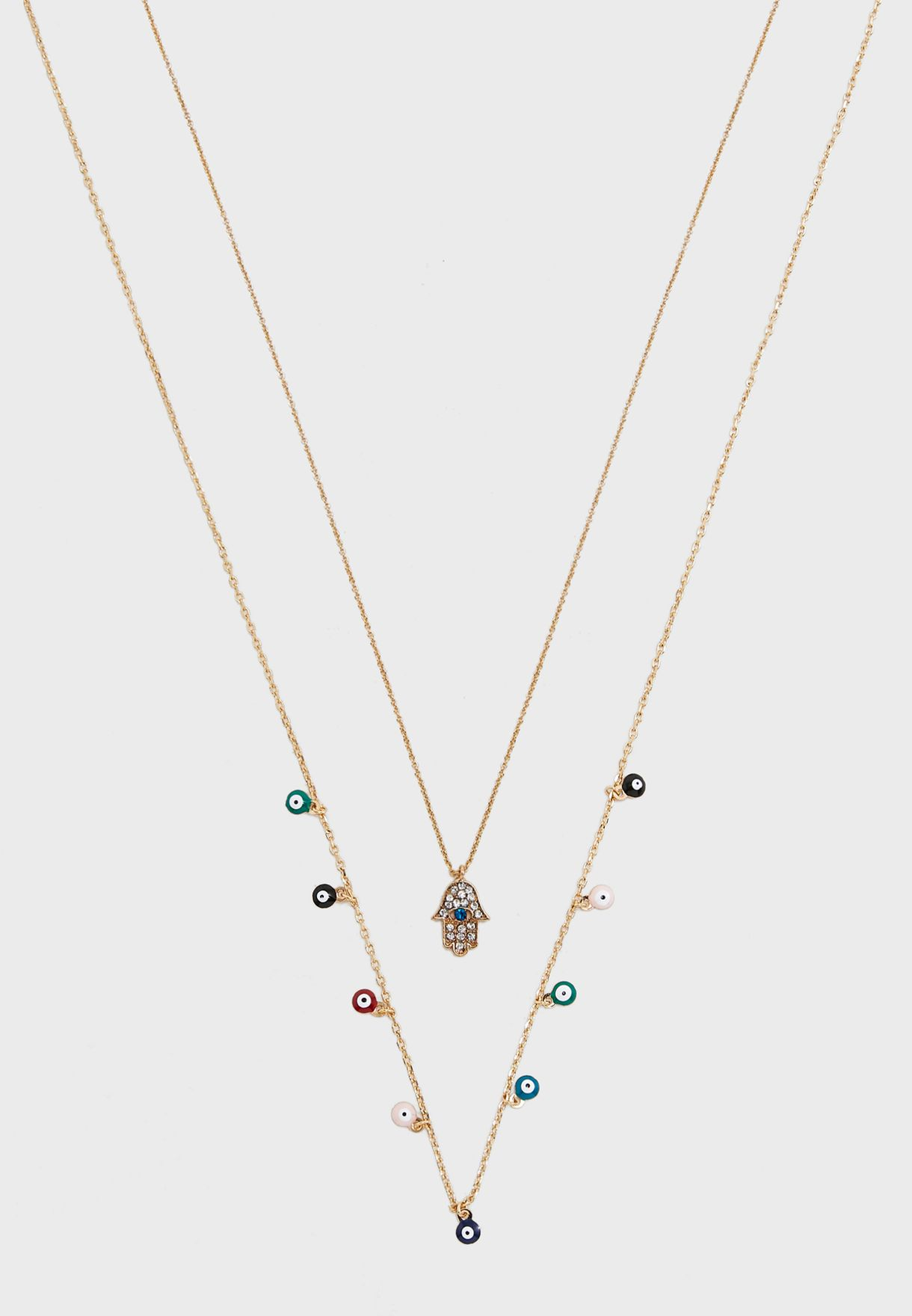 Multipack Chaossa Necklace