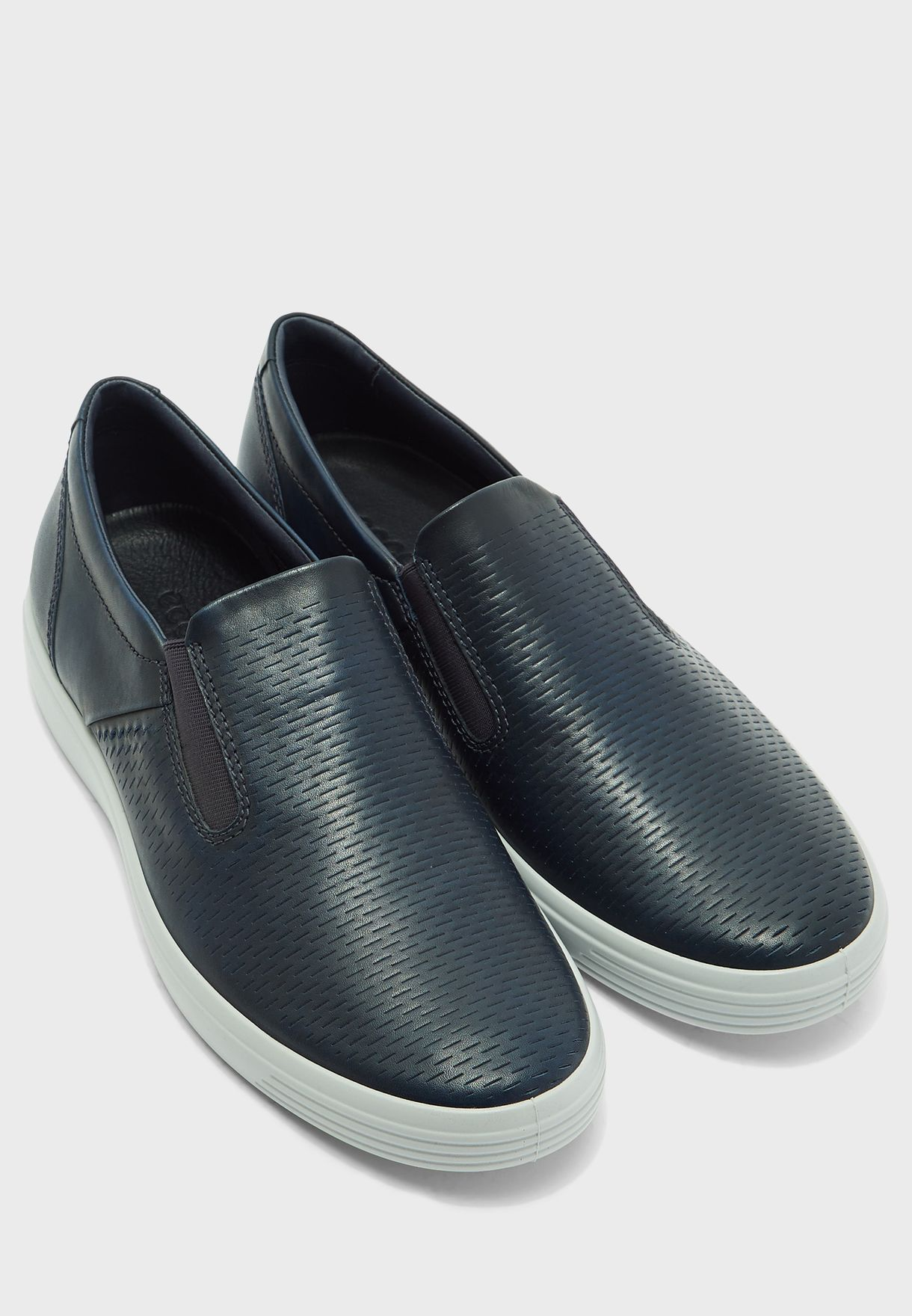 Soft 7 Engraved Slip Ons