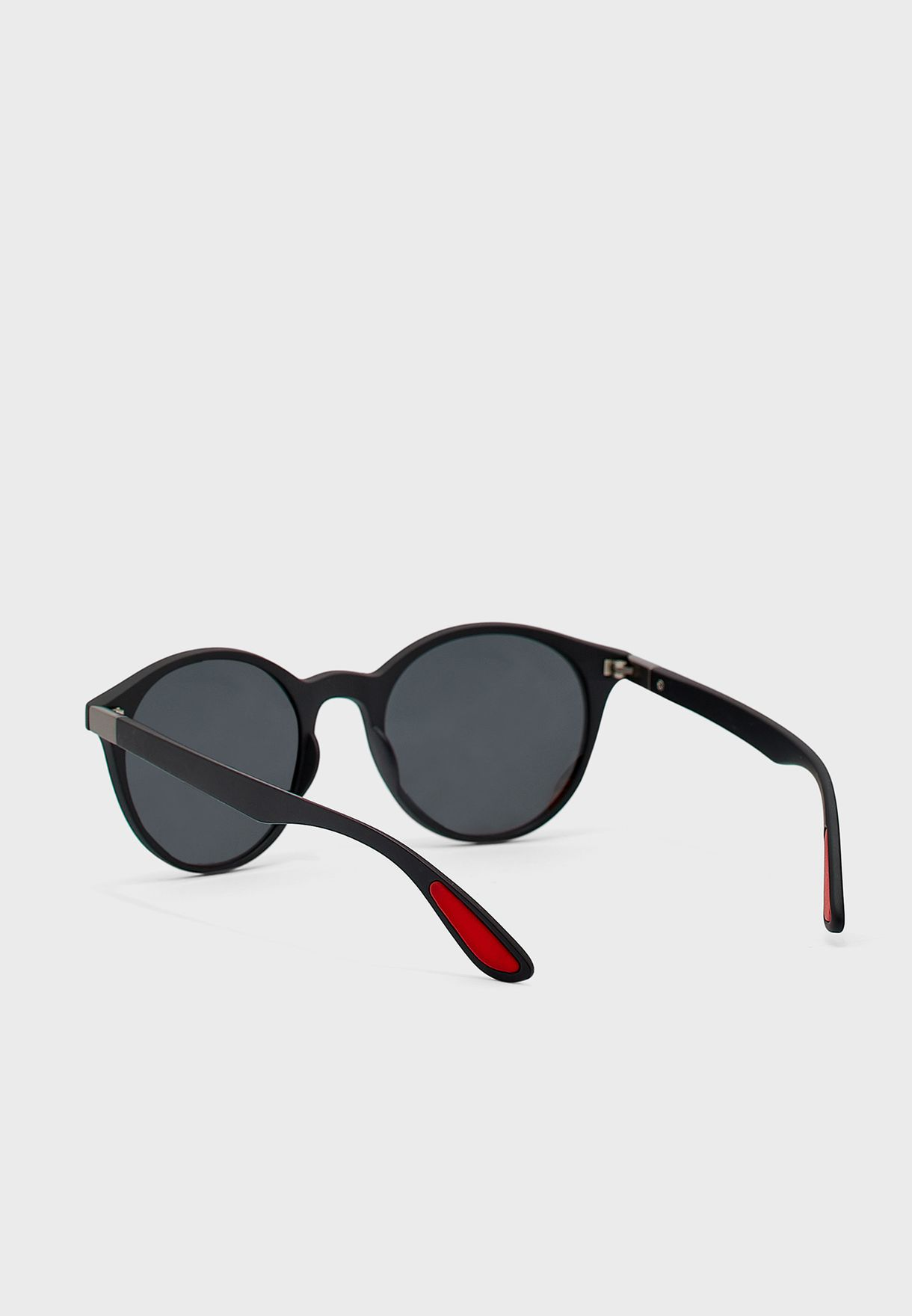 Casual Polarised Round Sunglasses
