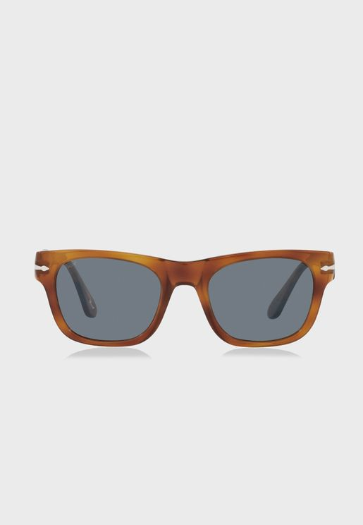0Po3269S Oversized Sunglasses
