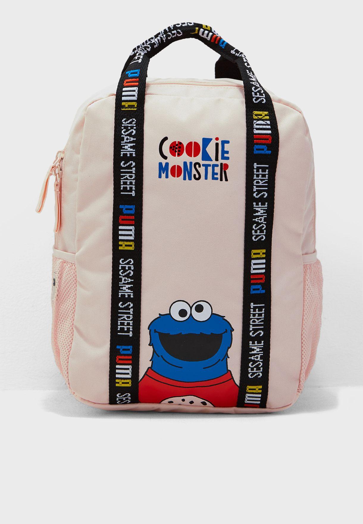 9e8748a6b44 Sesame Street Backpack