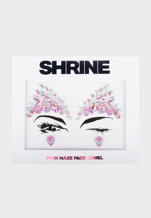 Pink Face Jewel