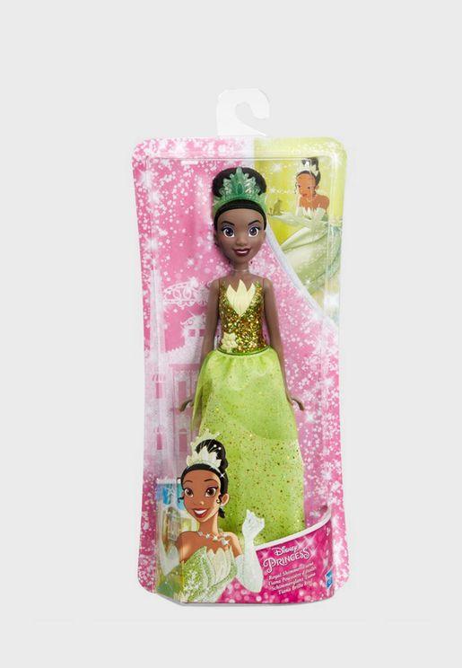 Disney Princess Shimmer Doll - Tiana