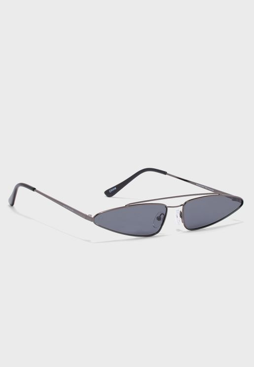 The Milan Top Bar Sunglasses
