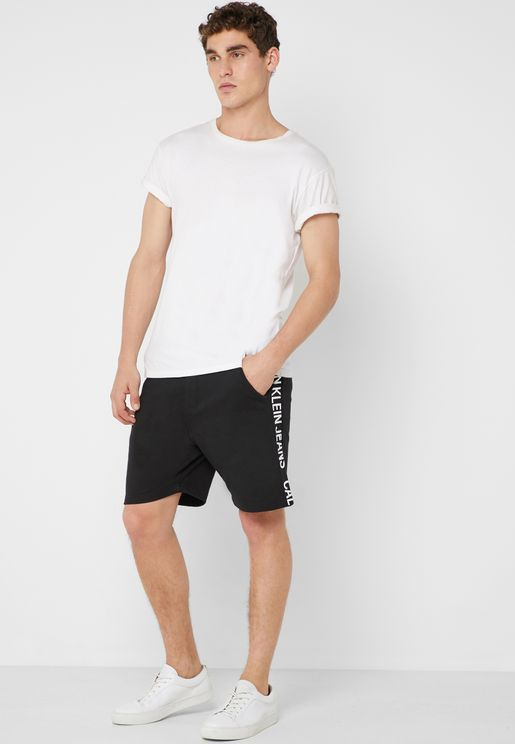 Side Institutional Shorts