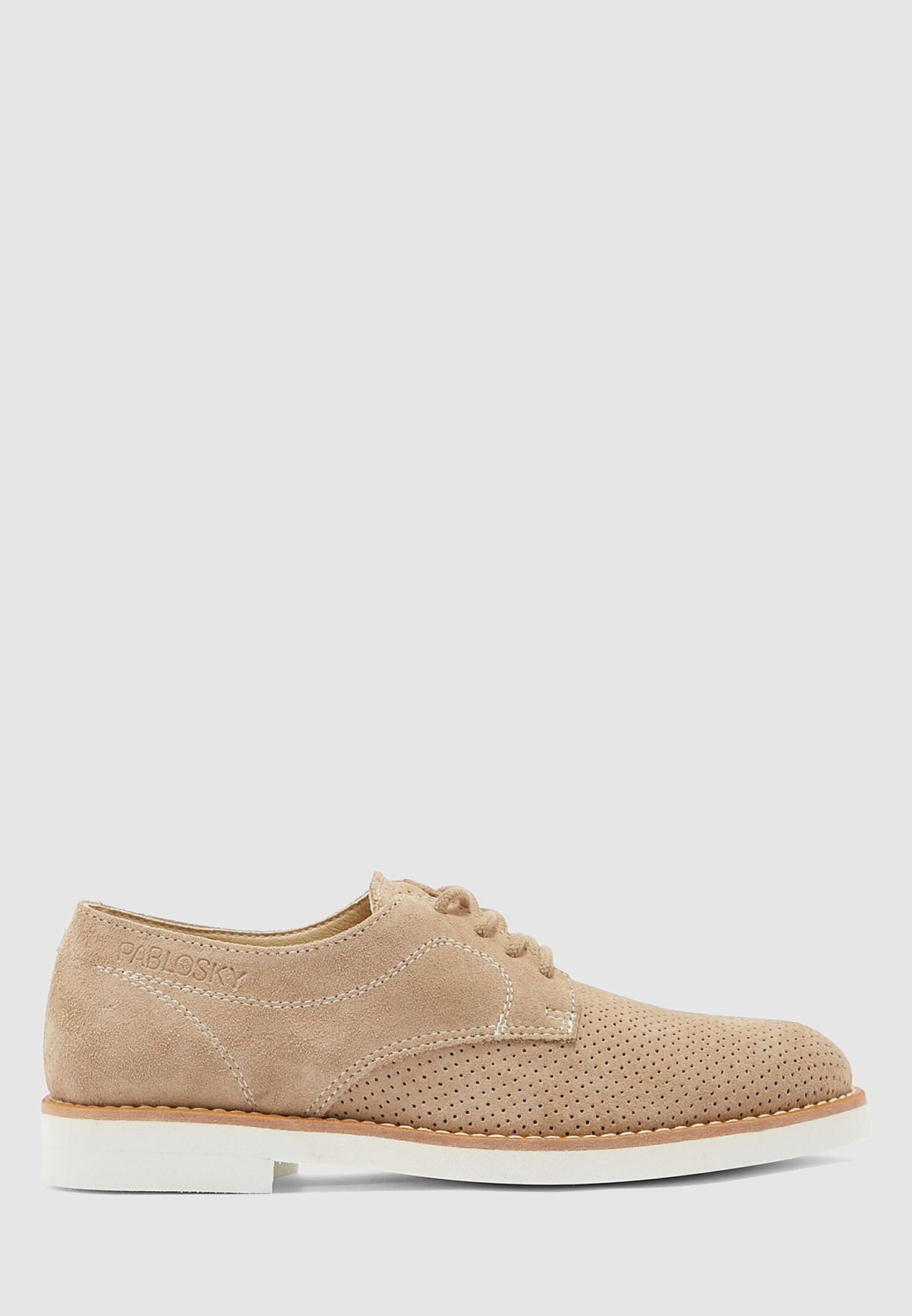 Youth Suede Casual Shoes