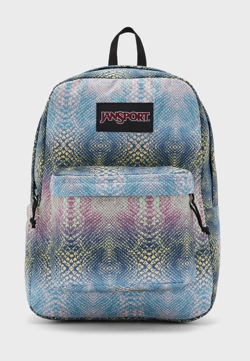 Ashbury Tie Dye Logo Backpack