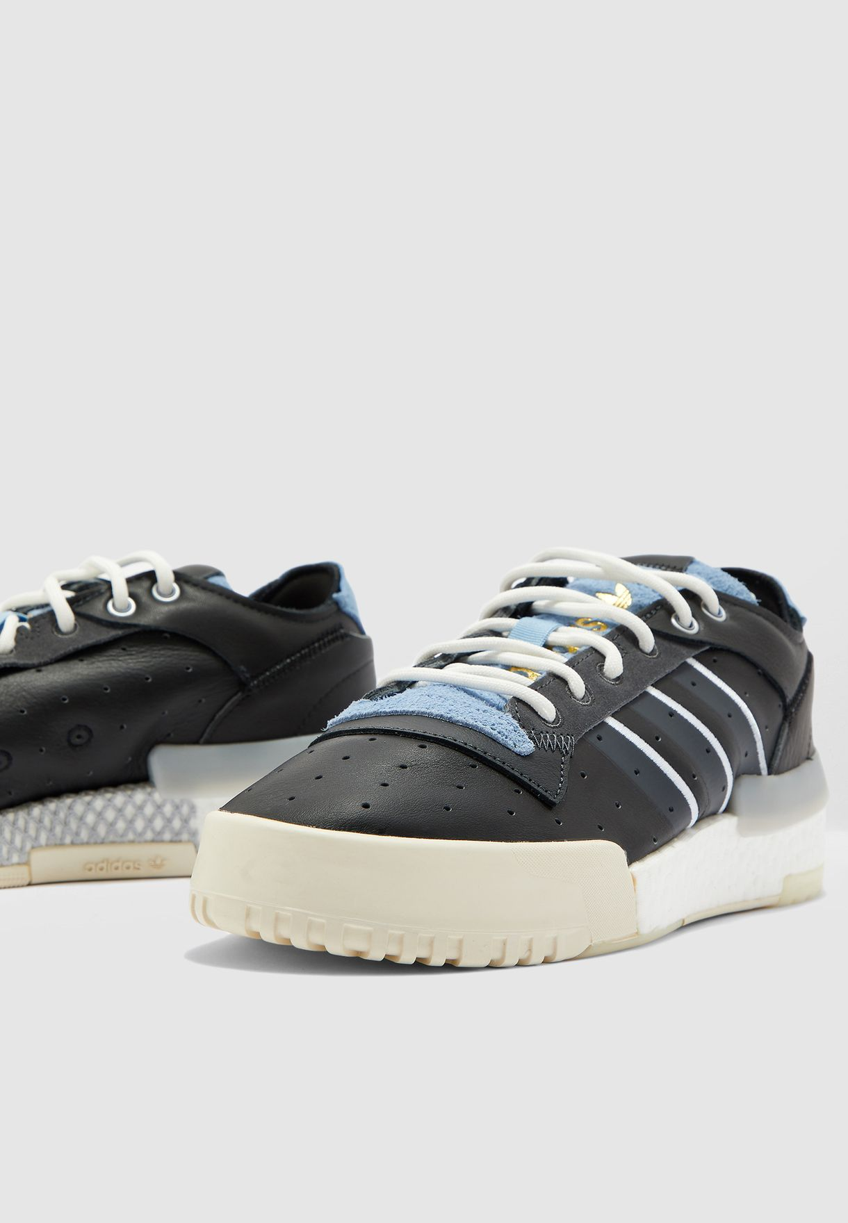 Buy adidas Originals black Rivalry RM