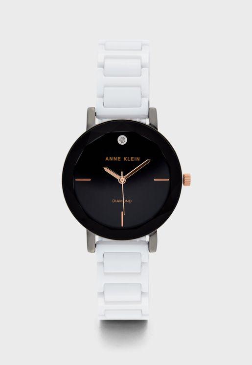 AK3365GYWT Analog Watch