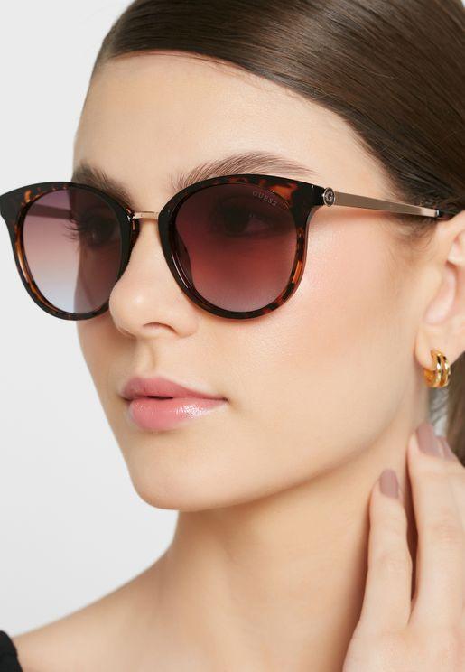 Polarized Cat Eye Sunglasses