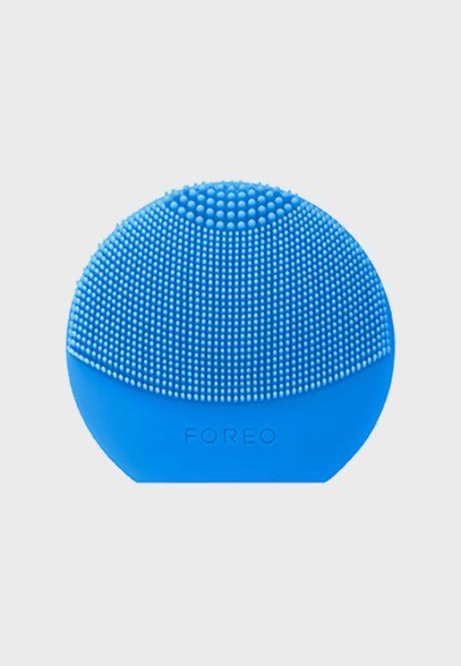 LUNA play plus Facial Cleansing Brush - Aquamarine