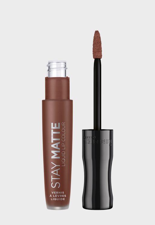 Stay Matte Liquid Lip Colour 725 Love Bite