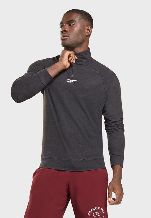 Workout Ready Performance Sweatshirt