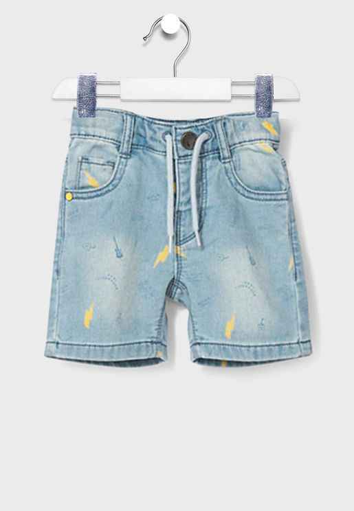 Kids Knitlook Shorts