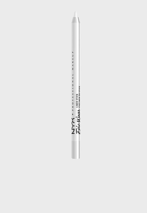 قلم لاينر ايبك وير - بيور وايت 09