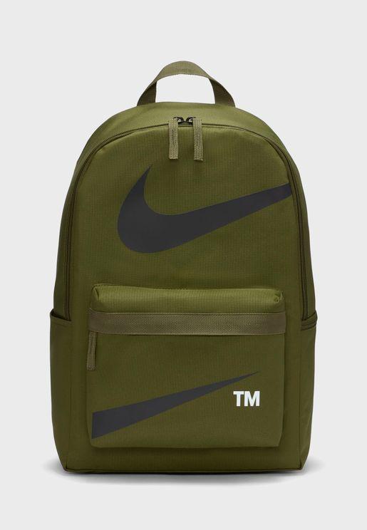 Heritage Swoosh Backpack