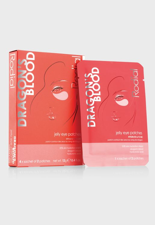 Dragon'S Blood Jelly Eye Patches
