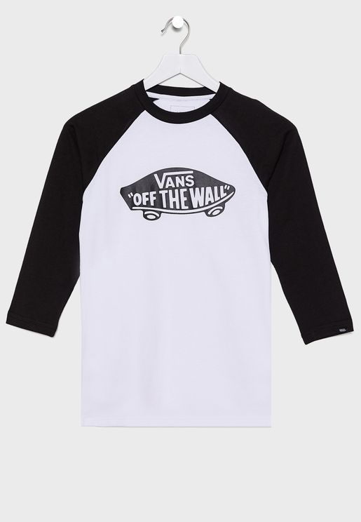 Youth Raglan T-Shirt
