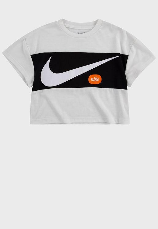 Kids Swoosh T-Shirt