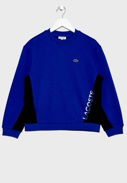 Kids Logo Sweater