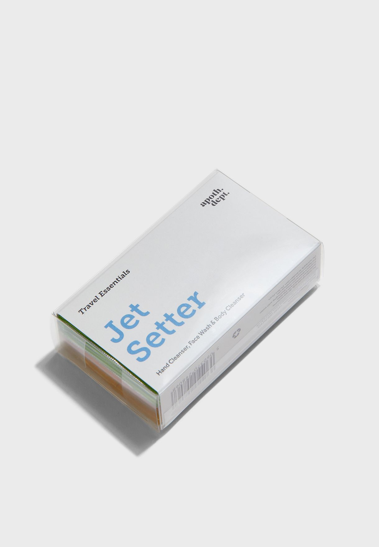 Jet Setter - Travel Essential Sachets
