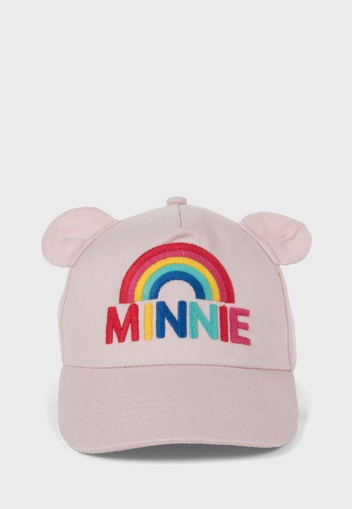 Kids Minnie Mouse Cap
